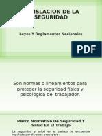 LEGISLACION DE LA SEGURIDAD.pptx