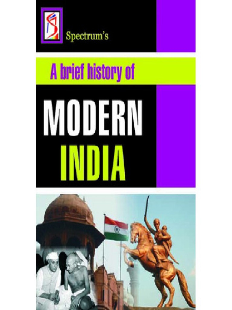 A brief history of modern india spectrum indian rebellion of a brief history of modern india spectrum indian rebellion of 1857 british raj fandeluxe Image collections