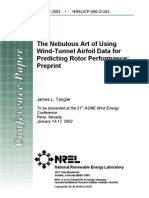 Airfoil-Design asi Cp výpočty