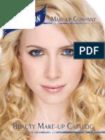 Graftobian 2012 Beauty Catalog