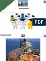 1. Sistem Manajemen Dalam Suatu Industri