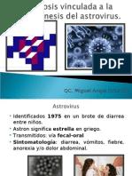 Apoptosis vinculada a la morfogénesis del astrovirus