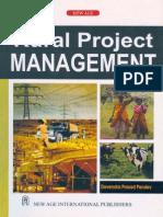 [Devendra Prasad Pandey] Rural Project Management
