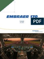 Embraer E170 Cockpit
