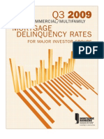Commercial Loan Delinquency Rates 3rd Quarter