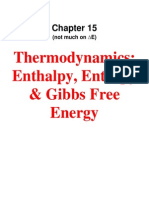 1422 Chapt 15 Thermodynamics.good Notes