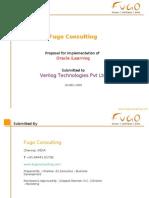 Verilog Implementation Oracle iLearning Proposal 1