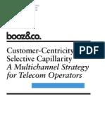 BoozCo Customer Centricity Selective Capillarity
