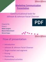 johnson-johnson-facial-cleanser.pptx