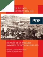 Pacea de la Bucuresti 1812