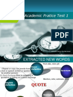 Academic Pratice Test 1.ppt