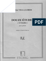 !! Book 12 Etudes - Villa-Lobos - Paris - 1929 (for guitar).pdf