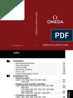 OMEGA User Manual IT - Ed 16