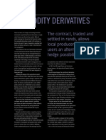 JSE - Commodity Derivatives