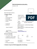 Form Beasiswa UGM PPA