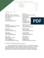 Eastfield College Demand Letter Final