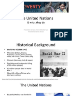 un and mdg intro