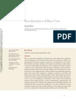 Aerodynamics of Race Car