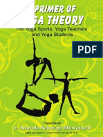 A PRIMER OF YOGA THEORY