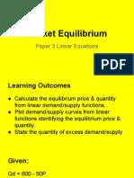 unit 2 3 - lesson 8 - calculating market equilibrium -