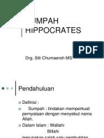 SUMPAH  HIPPOCRATES.ppt