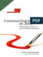 Functional Programming in Java 8