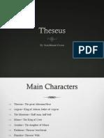 Theseus Literature