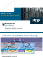 Virtualization in Data Center - Unified Fabric With Nexus