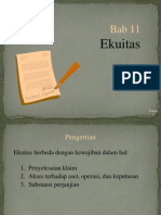 Ekuitas PPT
