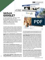 Donna Moderna - Si può vivere senza Google?