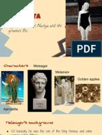 Atalanta Myth