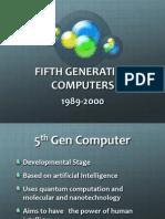 5th gen final