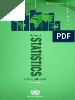 World Statistics Pocketbook