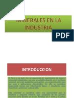 MINERALES EN LA INDUSTRIA.pptx