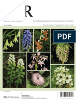 The Chemistry and Biological Activity of The Hyacynthaceae