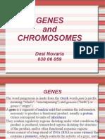 GENEs n Cromosomes