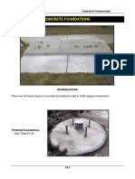 14.Concrete Foundations