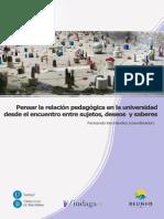 152Pensar la relacion pedagogica en la universidad desde el encuentro.pdf