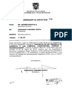 Ley Orgánica Comunas Ecuador