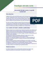 Perfil Psicológico del niño sordo.doc