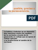 Todo es posible, gracias a la perseverancia.pptx