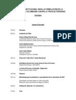Archivo Ruizrestrepo en UNODC-Agenda TALLER Villa de Leyva.DOC