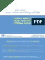 Archivo Ruizrestrepo en UNODC - Logros R52 cuerpo diplomatico.ppt