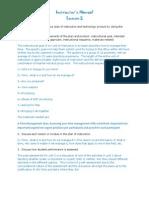 tat2 task3 lesson2 instructor manual