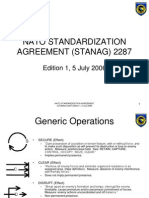 STANAG 2287-Generic Operations