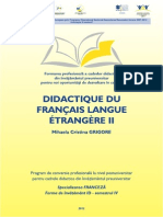 Franceza 4 Didactica 2 OPTI