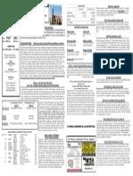 10/5/14 Bulletin