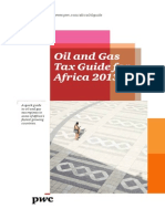 drhdrj Pwc Oil and sergryGas Tax Guide for Africa 2013