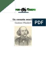 Flaubert, Gustave - Un Corazon sencillo.doc