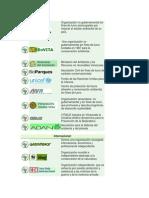 Organizaciones que ayudan al medio ambiente.docx